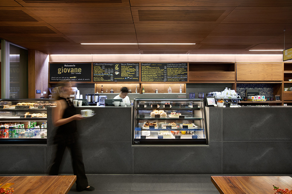 ... Office Of Mcfarlane Biggar Architects + Designers, Vancouver, Giovane  Café + Bakery + Deli ...