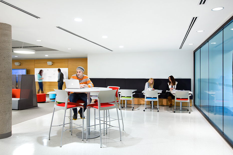 office of mcfarlane biggar architects + designers, Burnaby, SFU – Faculty of Education Upgrades