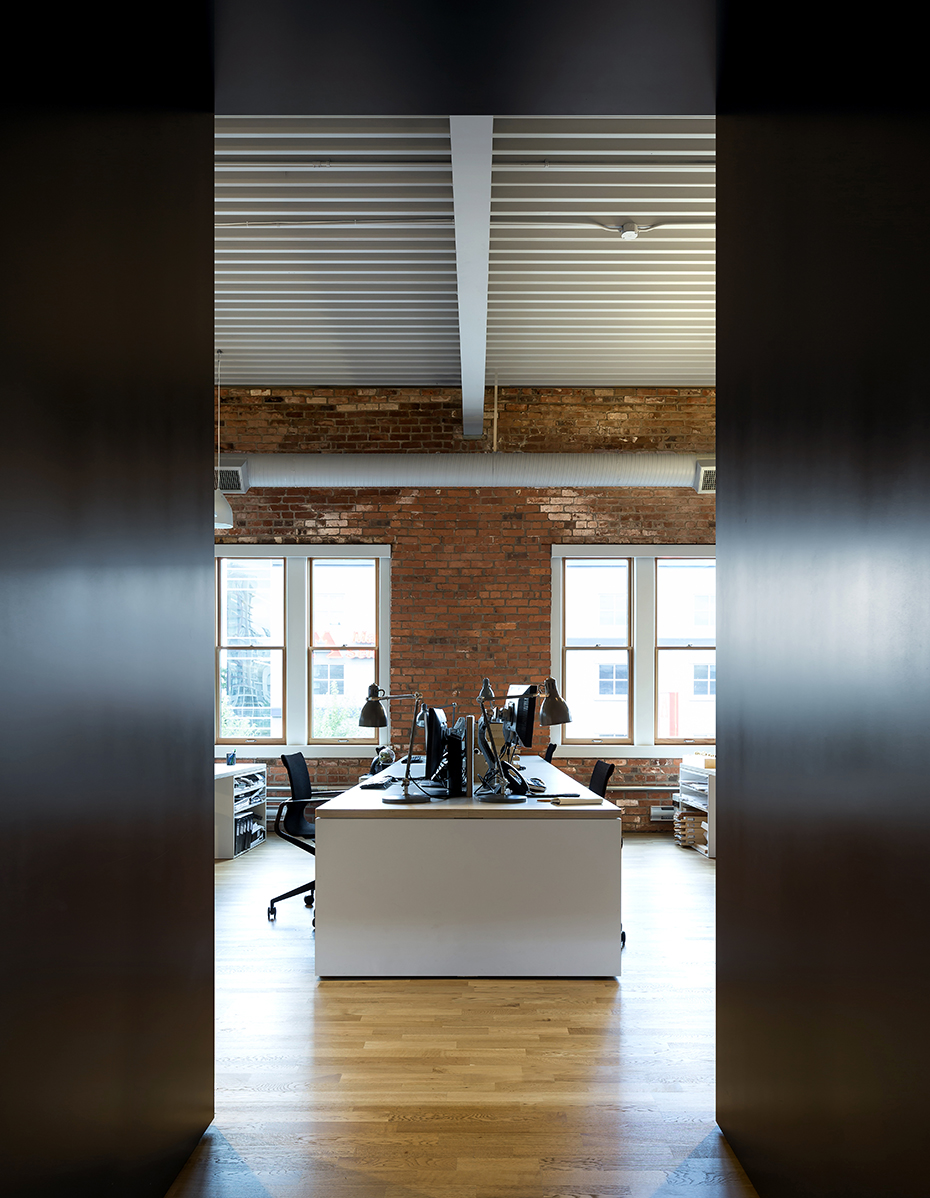 office of mcfarlane biggar architects + designers, Vancouver, office of mcfarlane biggar (omb office space)