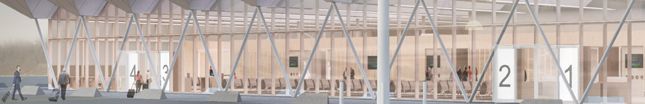 office of mcfarlane biggar architects + designers, Nanaimo, Nanaimo Airport