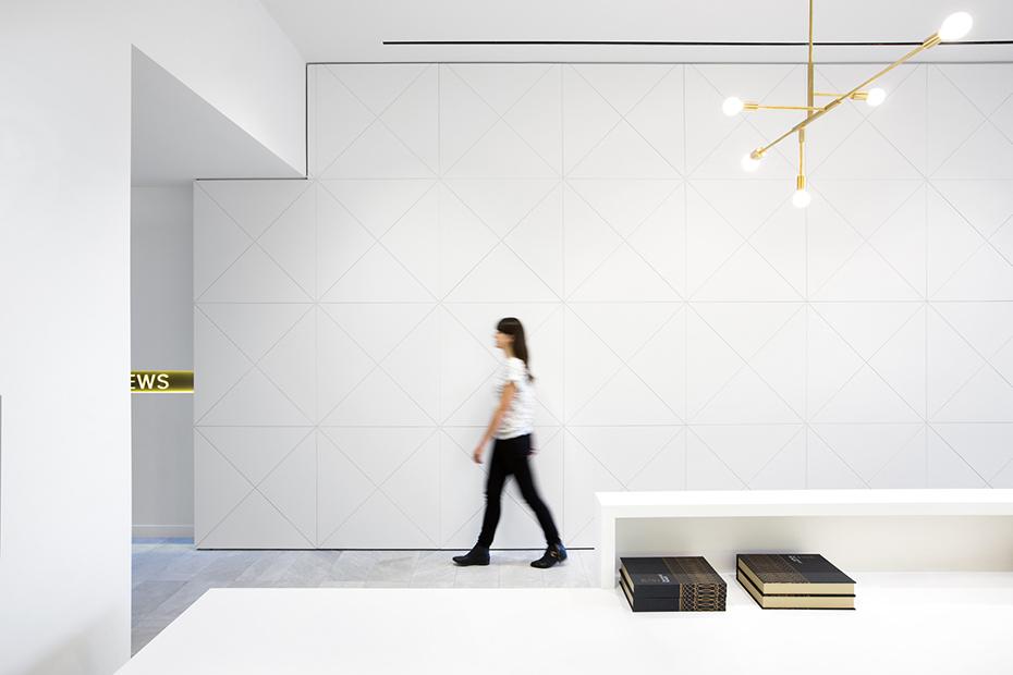 office of mcfarlane biggar architects + designers, Vancouver, Burrard Place - Presentation Centre