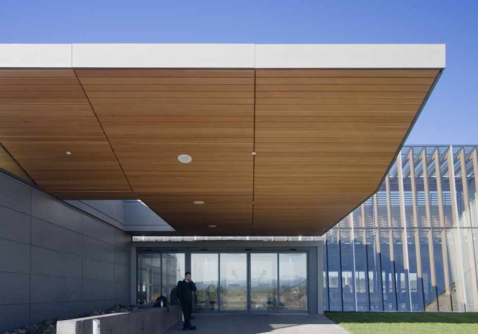 office of mcfarlane biggar architects + designers, Prince George, British Columbia, Canada, Prince George Airport Phases 1 + 2 + 3