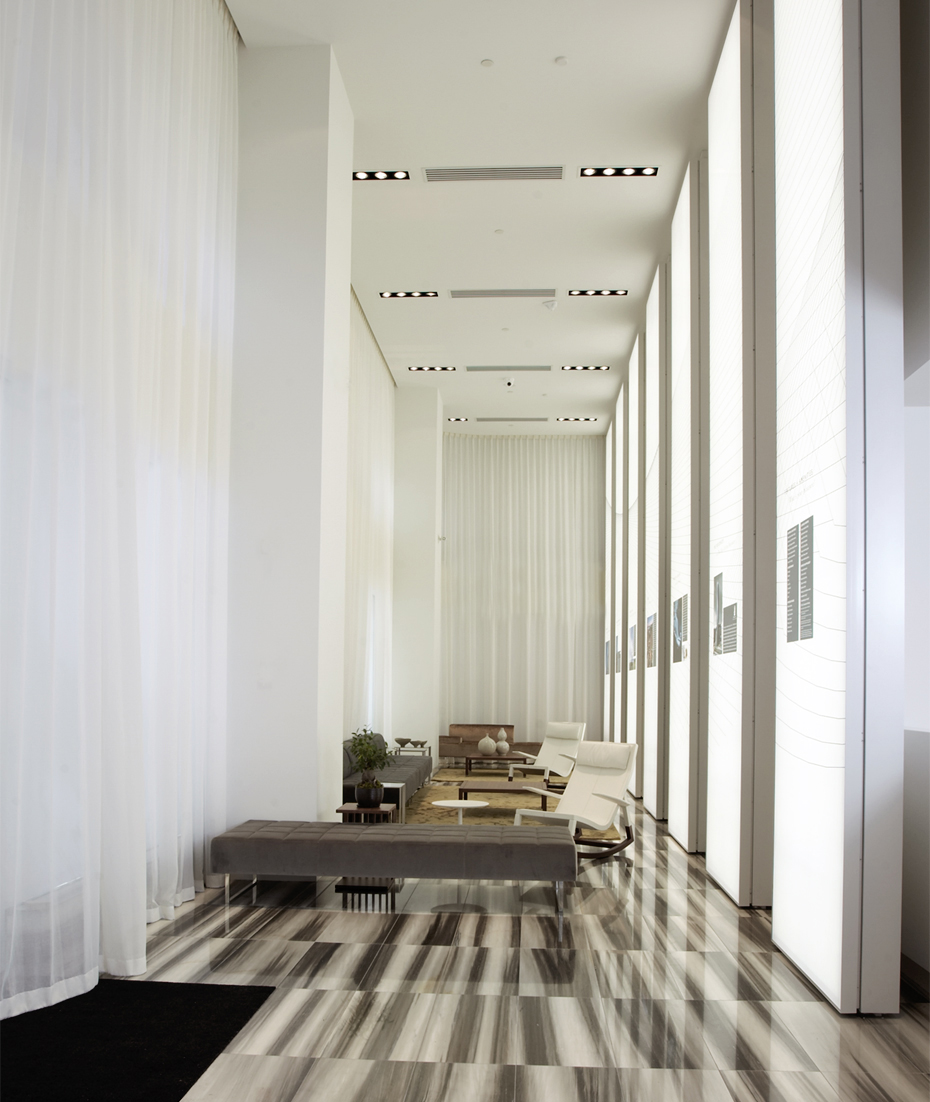 office of mcfarlane biggar architects + designers, Vancouver, British Columbia, Canada, Ritz-Carlton Residences + Presentation Centre