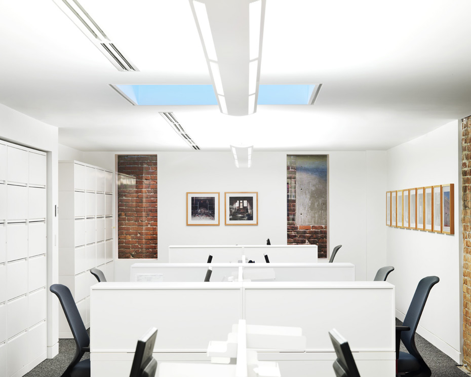office of mcfarlane biggar architects + designers, Vancouver, British Columbia, Canada, Rennie Office + Gallery