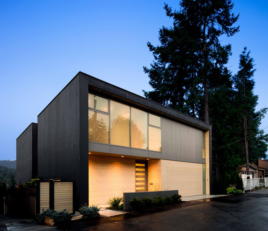 office of mcfarlane biggar architects + designers, Port Moody, British Columbia, Canada, Alderside House