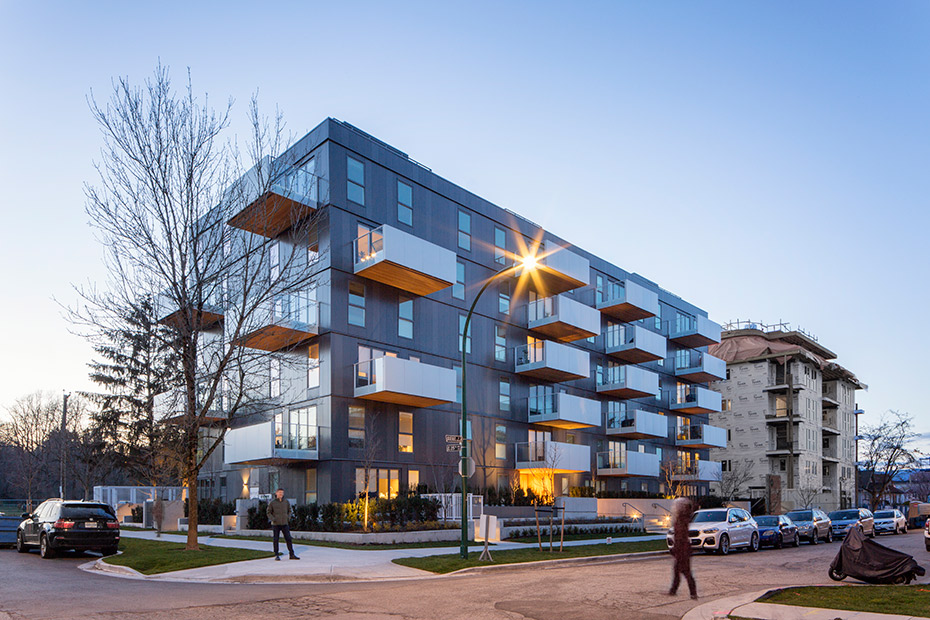 office of mcfarlane biggar architects + designers, Vancouver, British Columbia, Canada, 35th and Quebec