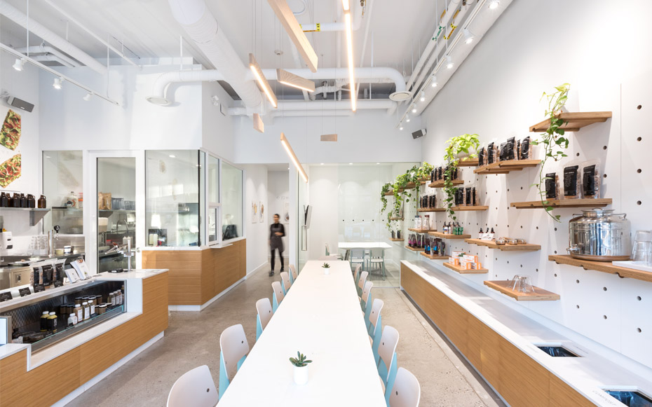 office of mcfarlane biggar architects + designers, North Vancouver, British Columbia, Canada, Glory Juice Lonsdale