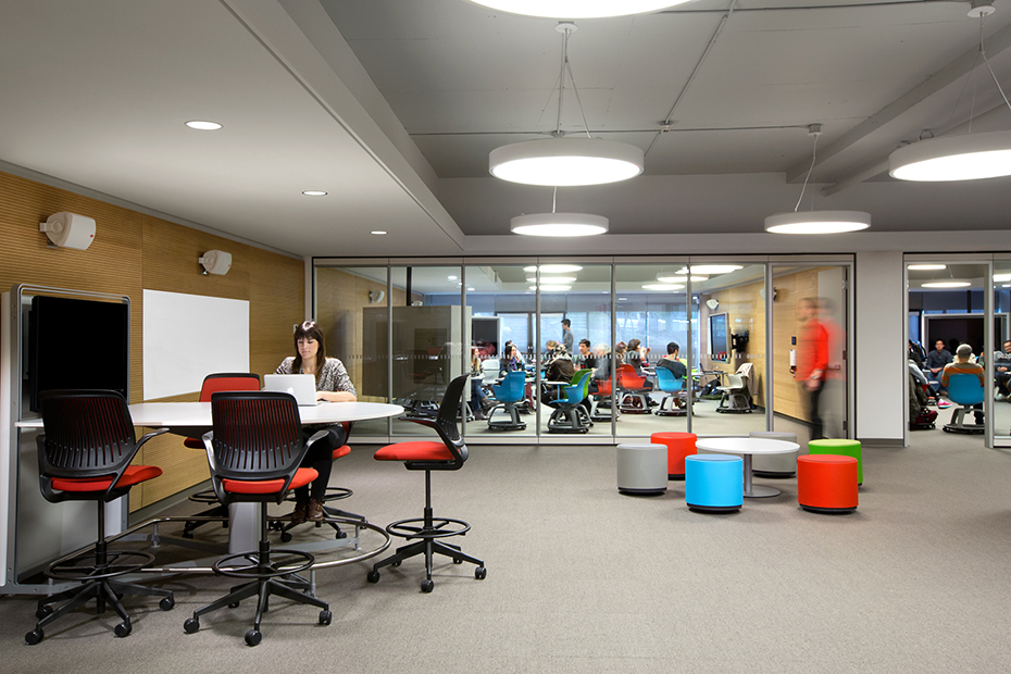 office of mcfarlane biggar architects + designers, Burnaby, British Columbia, Canada, SFU – Faculty of Education Upgrades