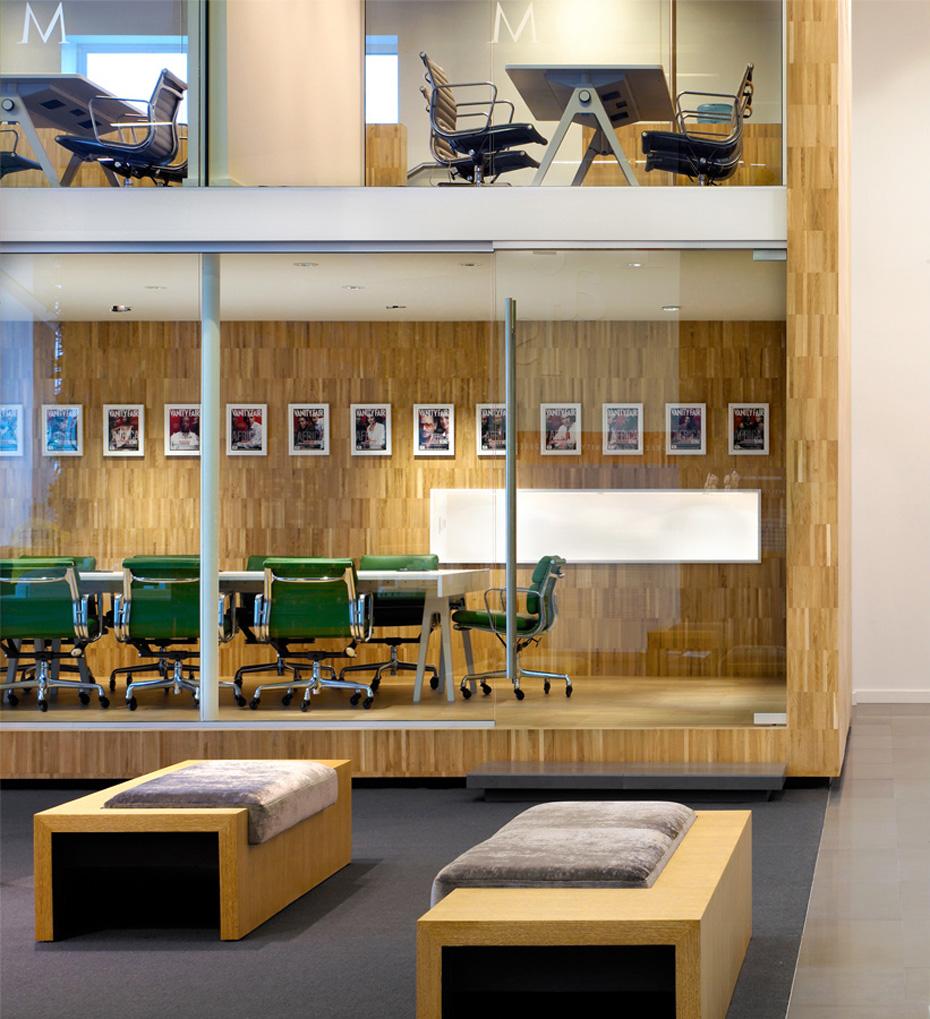 office of mcfarlane biggar architects + designers, Vancouver, British Columbia, Canada, Millennium Development Office + Olympic Village Presentation Centre