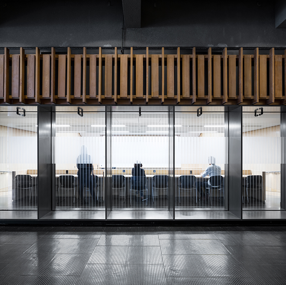 office of mcfarlane biggar architects + designers, Burnaby, BC, SFU Academic Quadrangle – Theatre Renovations