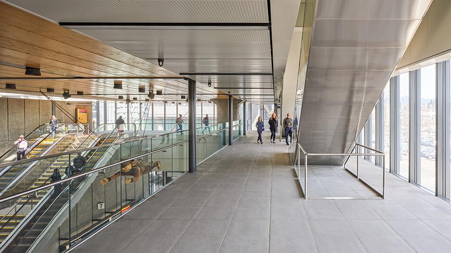 office of mcfarlane biggar architects + designers, Surrey, British Columbia, Canada, Surrey Central SkyTrain Station Upgrades