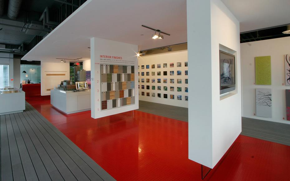 office of mcfarlane biggar architects + designers, Vancouver, British Columbia, Canada, Woodward's Residences, Club W + Presentation Centre