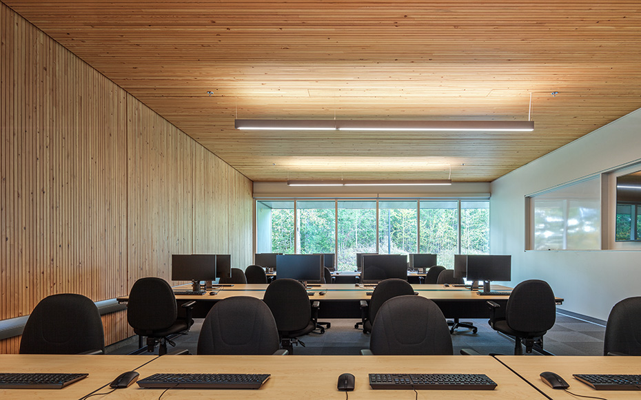 office of mcfarlane biggar architects + designers, Prince George, British Columbia, Canada, College of New Caledonia Technical Education Centre