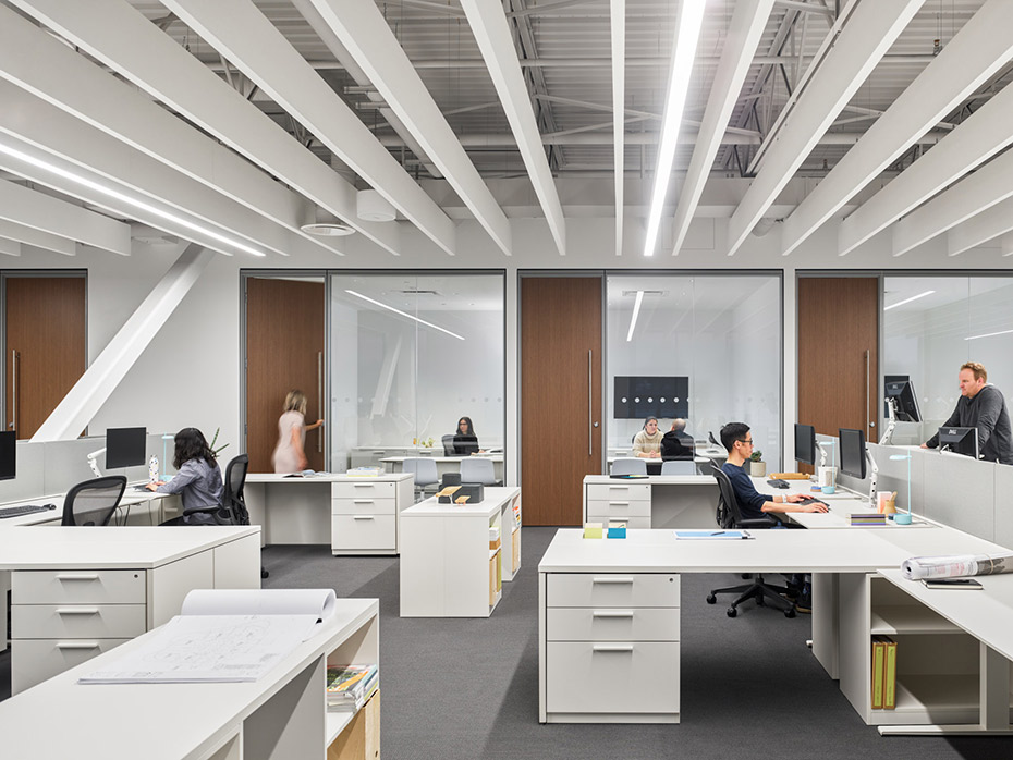 office of mcfarlane biggar architects + designers, Vancouver, BC, Conwest Head Office
